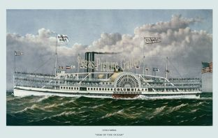 Steamer - Columbia